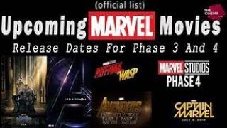 Upcoming Marvel Movies 2018 to 2020   Marvel Newovies 2018 In Hindi   Reviews Ka Adda