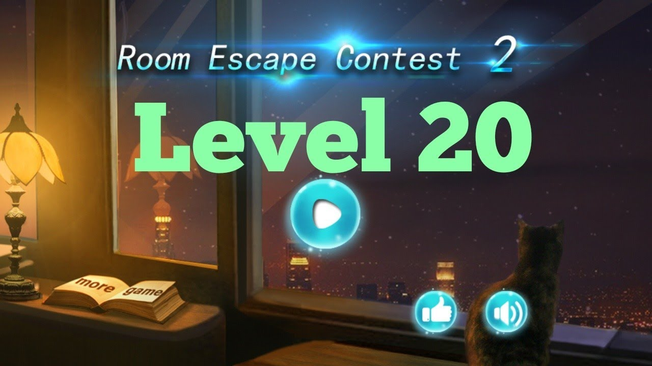 Room Escape Contest 2 Level 20 Walkthrough Youtube
