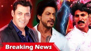 Salman Khan ने बॉलीवुड में पुरे किये 29 साल,  Shahrukh Or Akshay - कौन है Box Office King