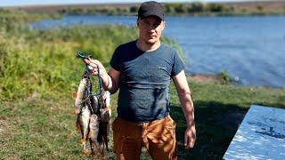 Мы вернулись Отличная рыбалка на окуня такого жора я давно не видел Часть 1