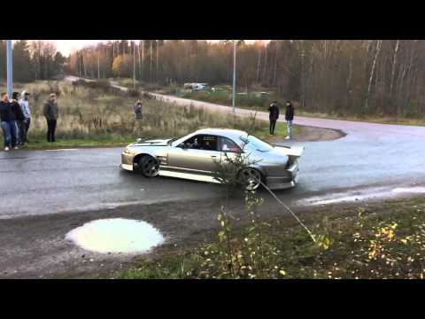 Autumn street-drift! Ivars and WWWD