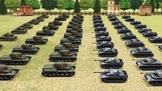 ПЕХОТА ПРОТИВ ТАНКОВ! СИМУЛЯТОР ВТОРОЙ МИРОВОЙ ВОЙНЫ! WORLD WAR 2 BATTLE SUMULATOR НА АНДРОИД!