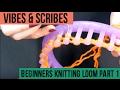 Beginner's Knitting Loom - St. Patrick's Day Hat Part 1