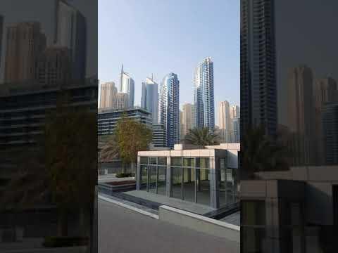 DUBAI TOUR 2021 | Dubai Marina Yatch Club | Jumeirah Beach Residence View | #shorts | #viral |