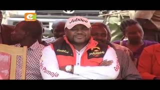 Rais Kenyatta aongoza Jubilee Kisii