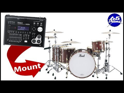 4 Ways To Mount A Drum Module (Without A Drum Rack)