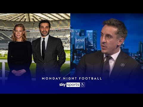 Gary Neville Gives His Take On Newcastle's New Owners & The Controversy Behind Their Takeover  Sports