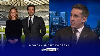 Gary Neville gives his take on Newcastle's new owners & the controversy behind their takeover