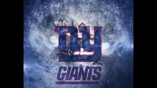 Chris & The Baddog Taking Giants - Draft, Trades, Josh Rosen? Quinnen Williams? Sterling Shepard