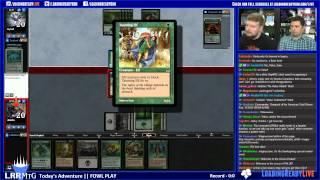 LRRMtG — Fowl Play 2: Poultygeist Returns