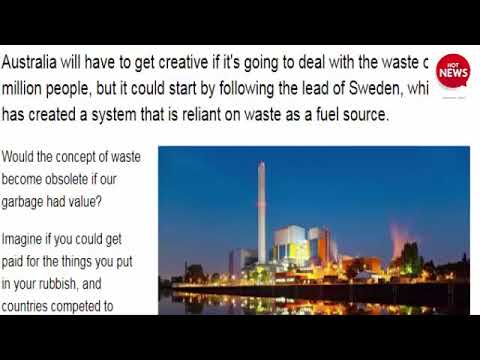 Big Australia's rubbish future does not have to go to waste