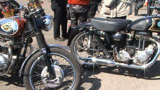 MATCHLESS G80 500cc CLASSIC MOTOR CYCLE