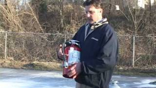 Foundation Findings #46 Halon Replacement Fire Extinguishers