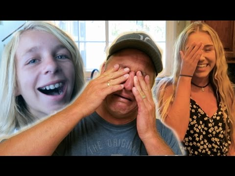 I MADE MY FAMILY CRY! COMING HOME SURPRISE!!!