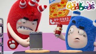Oddbods&#39 Original Pizza Recipe  NEW Episode by @Oddbods &amp FRIENDS