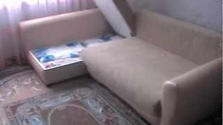 Новый угловой диван(Производство - город Пушкино Московской области., 2012-08-12T10:49:19.000Z)