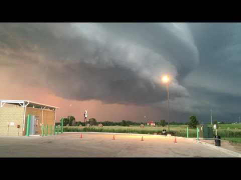 Tornado alert in North Platte, NE