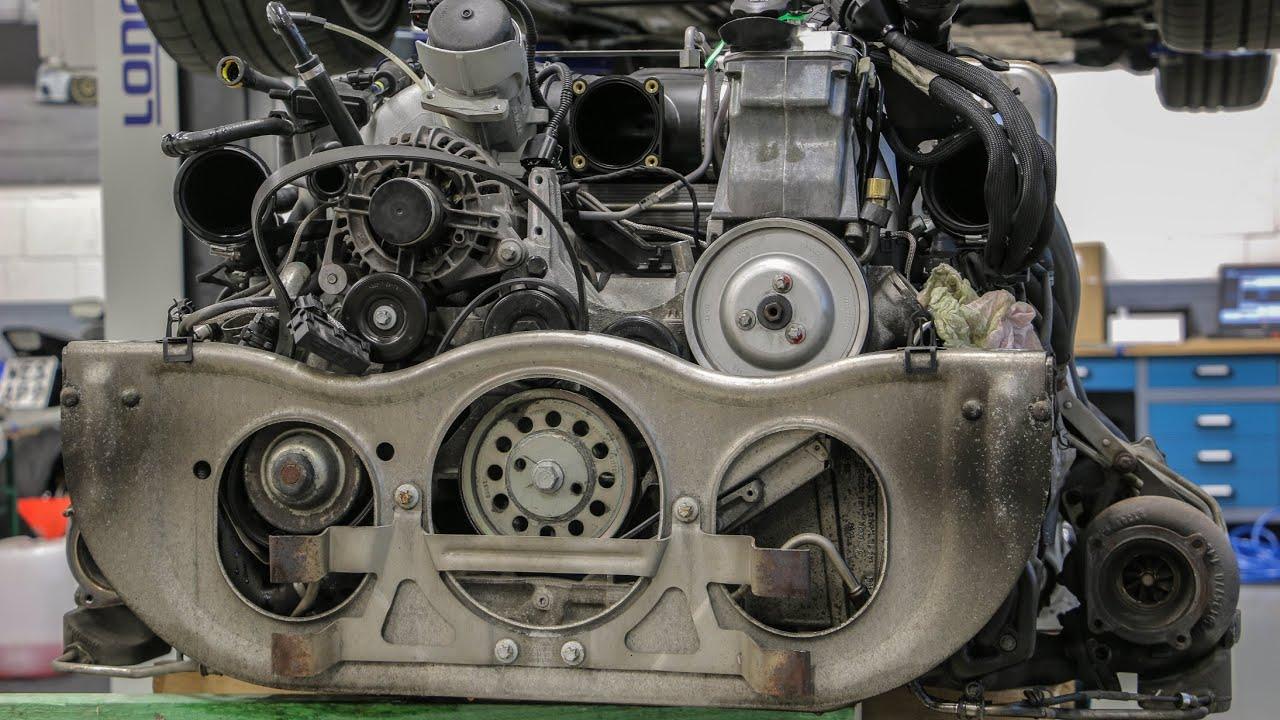 Ok Chiptuning Porsche 911 Turbo 997 Mk1 Umbau Teil 3