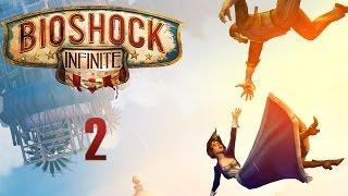 BioShock Infinite прохождение с Карном. Часть 2