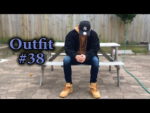 d10dd295e5a AF1 Flax Fit | OOTD #38 | Nike Air Force 1, Represent, ASOS Oversize ...
