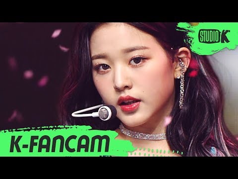 [K-Fancam] 아이즈원 장원영 직캠 'FIESTA' (IZ*ONE JANG WON YOUNG Fancam) l @MusicBank 200221