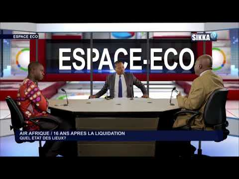 ESPACE ECO DU 03 05 18 / AIR AFRIQUE/16 ANS APRES LA LIQUIDATION