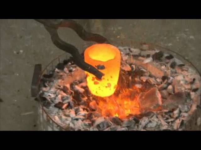 Countryfile 2013: Logboats & Bronze Casting