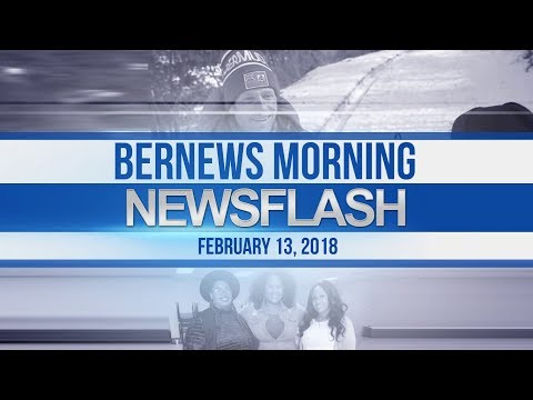 Bernews Newsflash For Tuesday February 13, 2018