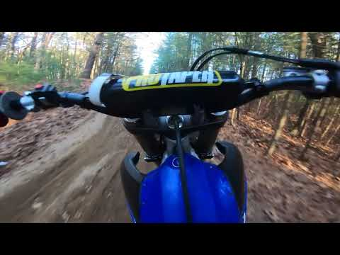 2017 Yamaha YZ250F First ride