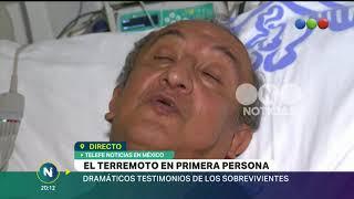 Operativo de rescate en México