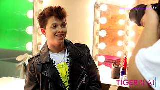 BEHIND THE SCENES WITH JACOB SARTORIUS | TigerBeat's Winter 2019 Issue