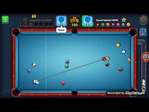 8 ball pool mod (game for android )