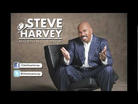 Steve Harvey Morning Show Reverend Al Sharpton Interview 3-20-12