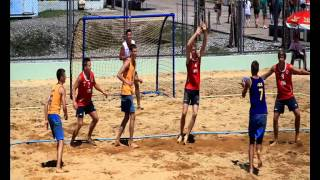 2012 - 3rd Beach Handball European YAC Championships