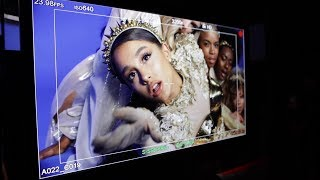 Ariana Grande - God is a woman (behind the scenes ...