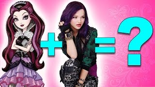 Descendants + Ever After High = ???