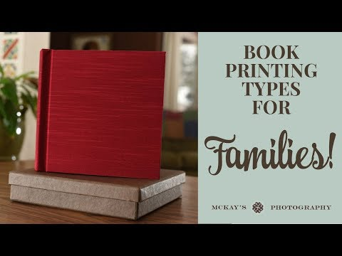 Photo Book Manufacturers: family portraits