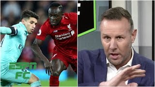 Craig Burley joins Dan Thomas of ESPN FC to recap Arsenal's 5-1 drubbing at the hands of Liverpool at Anfield. ✓ Subscribe to ESPN FC on YouTube: ...