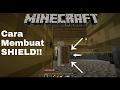 Cara Membuat Shield/Perisai Di Minecraft - Minecraft Gameplay - Indonesia