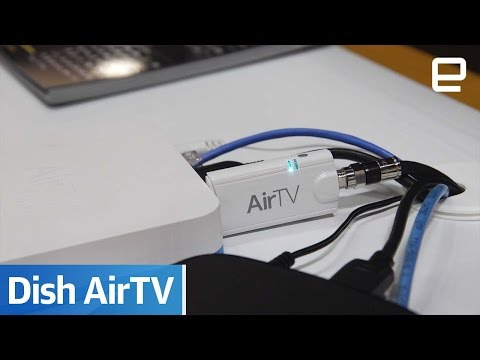 what is airtv airtv integrates ota with sling tv. Black Bedroom Furniture Sets. Home Design Ideas