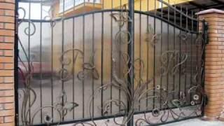 Kovano gvozdje, kapije, ograde, gelender...