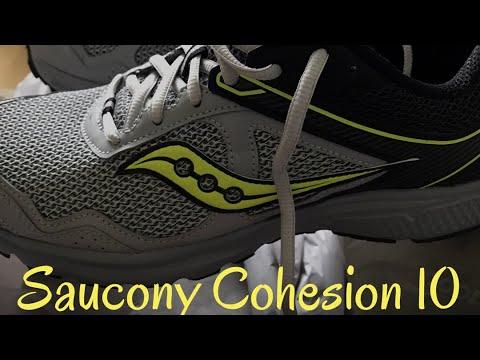 Saucony Cohesion 10: Crónica de una ganga