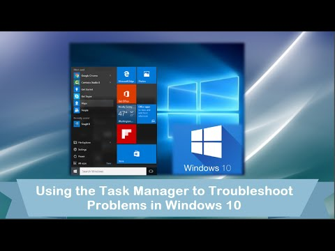 Windows 10: Using The Task Manager To Identify Problems In Your Computer