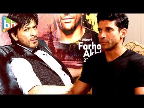 Farhan Akhtar Shares EXCLUSIVE Information On Shah Rukh Khan's Don 3