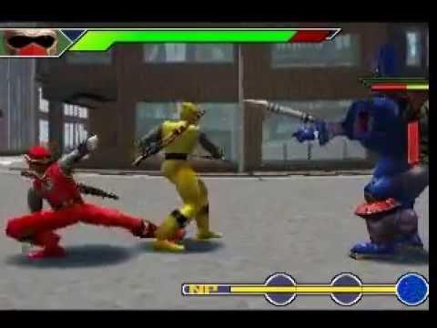 Ninpu Sentai Hurricanger - Siêu nhân cuồng phong - Stage 1