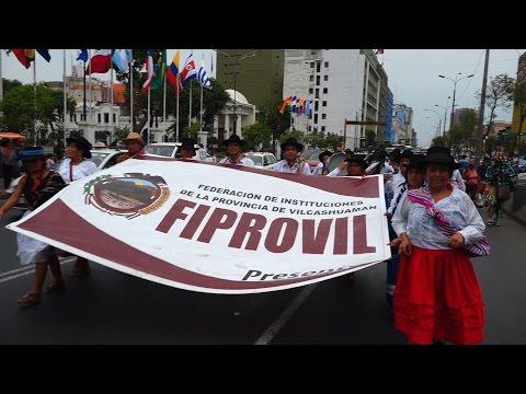 Vilcashuaman Campeon Vencedores de Ayacucho 2017 (FEDIPA)
