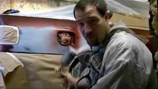 ЯН:) Быстрый урок покраски автомобиля(Смотрите как красить в гараже у себя дома качественно и красиво! Раз в 3 дня проверяю Майл- yanaliyan@gmail.com Стань..., 2012-09-26T11:34:56.000Z)