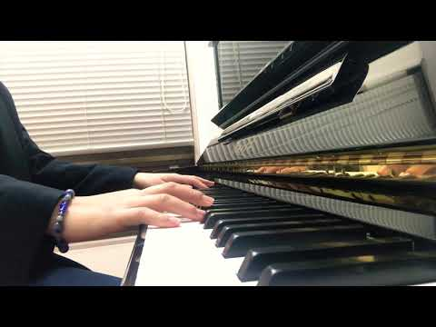 """【雨-TV size ver.-/MEZZO""""】[アイナナ][アイドリッシュセブン][MEZZO""""]ピアノ耳コピ弾いてみた"""