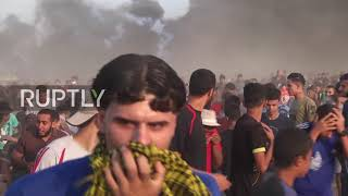 State of Palestine: At least 3 Gaza protesters reported killed by Israeli forces