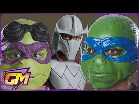 Teenage Mutant Ninja Turtles (Kids Parody): The Great Cheese Shortage
